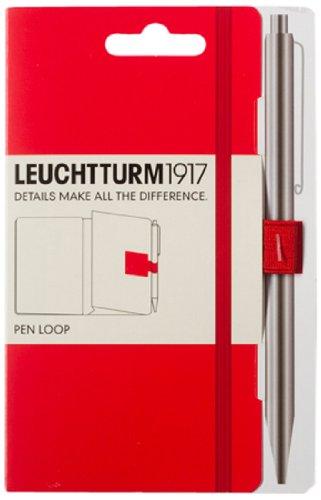LEUCHTTURM1917 339055 Leuchtturm Red Loop