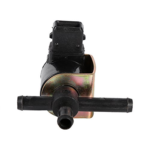 Keenso NEW N75 Boost Control Valve 058 906 283 C Turbo Wastegate Pressure Control Valve Solenoid (Solenoid)