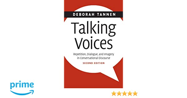 the power of talk deborah tannen