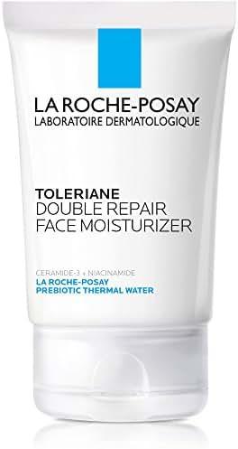 La Roche-Posay Toleriane Double Repair Face Moisturizer, 2.5 Fl. Oz.