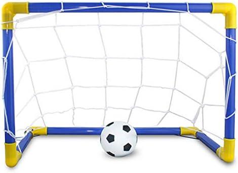 Noyokere Niños Deportes Metas de fútbol con balón de fútbol y ...
