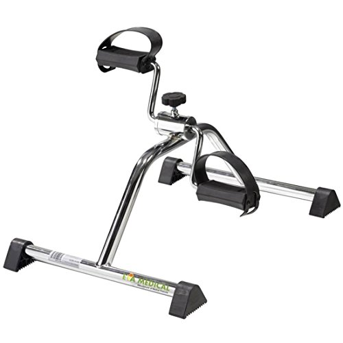 eva-medical-pedal-exerciser-chrome-frame-fully-assembled-no-tools-required