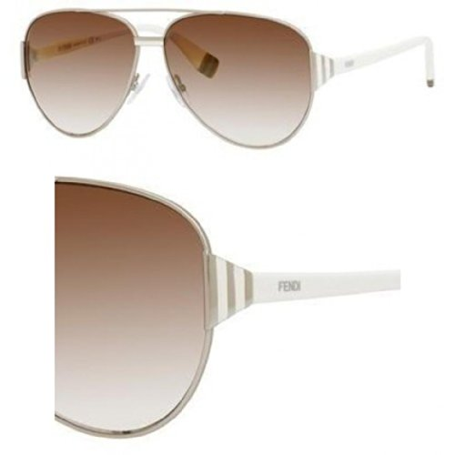 FENDI Sunglasses 0018/S 07Sg Light Gold Semi Matte - Fendi 2014 Glasses