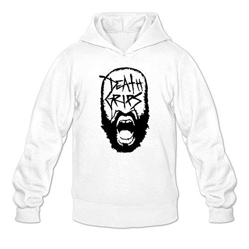 Men's Death Grips Band Logo Big Head