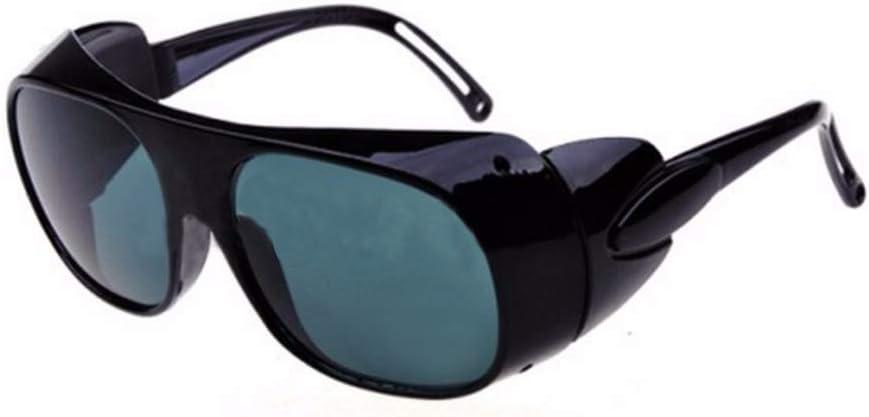 Gafas de Soldadura Protectoras contra Impactos Gafas de Soldadura de fábrica Laboratorio Trabajo al Aire Libre Gafas de Seguridad para Ojos Gafas de Soldadura