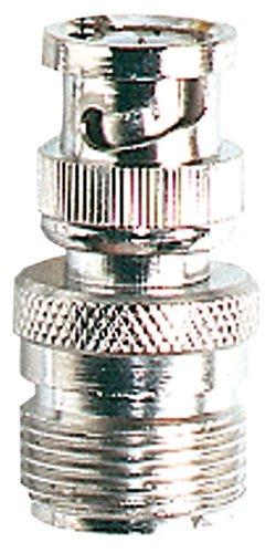 Cobra HA BNC UHF BNC PL259 Adapter