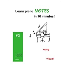 Learn piano NOTES in 10 minutes!
