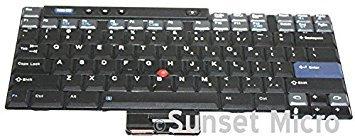 Genuine IBM ThinkPad R52 R51 R51e R50 R50e T43 T43p T42 T42p T41 T41p T40 T40p Laptop Keyborad 08K5015, 08K5044, 08k5044, 08k4986, 13N9831, 13N9800, 13N9957, 13N9926, 39T0519, 13N9988, 39T0581, 39T0550 (Ibm T42p)
