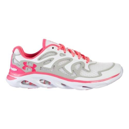 Under Armour Womens UA Micro G Spine Evo Running Shoe 5 White IrcUC2VvN