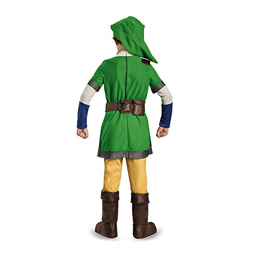 Link Deluxe Child Costume, Medium (7-8) - http://coolthings.us