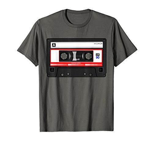 Cassette Tape Costume 80s 90s Party Outfit -