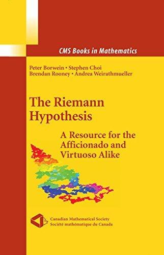 The Riemann Hypothesis (CMS Books in Mathematics) Pdf