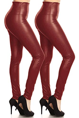 Legging Depot Women's Ultra Soft High Waist