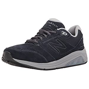 New Balance Women's 928v2 Walking Shoe, Navy/Grey, 9 B US