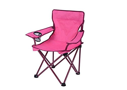 Ozark Trail Kids' Folding Camp Chair (Pink)