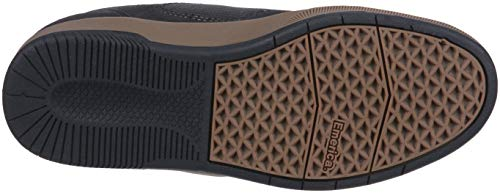 Pictures of Emerica Men's Dissent Skate Shoe 6101000110 Black Black 7