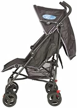 Black Babystart From Birth Pushchair