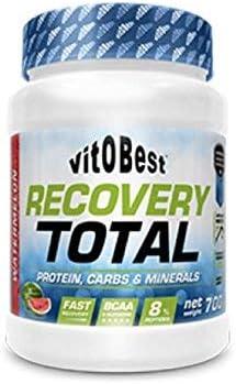 Vitobest RECOVERY TOTAL 700 g - Suplementos Alimentación y Suplementos Deportivos - Vitobest (Sandía)