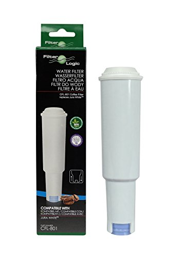 Jura Clearyl White CFL-801 Water Filter