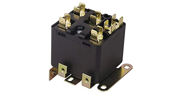 35A Potential Relay 375V Hold Pick Up 185 to 200 Drop Out 105 to 40 35A 60Hz 1P