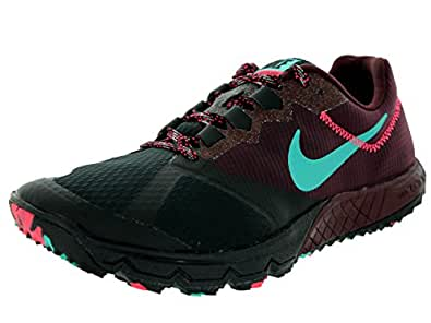 Amazon.com | Nike Women's Air Zoom Wildhorse 2 Blk/Hypr Jd ...