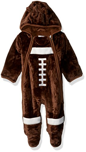 Bunting Baby Costumes - The Children's Place Baby Football Sport Bunting Suit, Hardwood 86675,