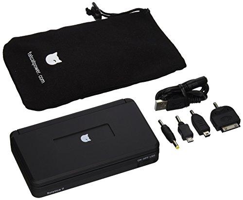 FatCat FC-SOLII Solstice Portable Solar Battery - Solstice Phone