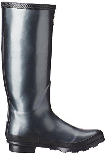 Havaianas Gomma Di Helios Rain grey Grigio Donna Boots silver Stivali 0982 rnFrRq