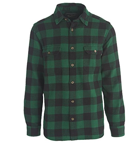 woolrich-mens-oxbow-bend-flannel-shirt-forest-green-buffalo-x-large