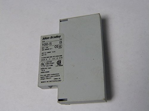 Allen Bradley 100-SA01 Auxiliary Contact Block