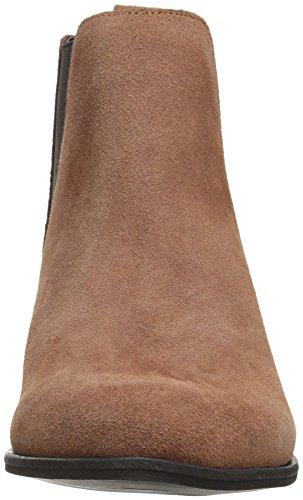 KAANAS Women's Monterrey Bootie Chelsea Boot Camel wi7IwM6