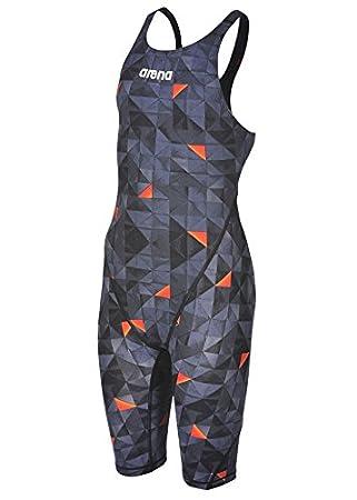 2053b061d6 arena Limited Edition Powerskin St 2.0 Junior Combinaison De Natation - Noir /Orange Tailles 6