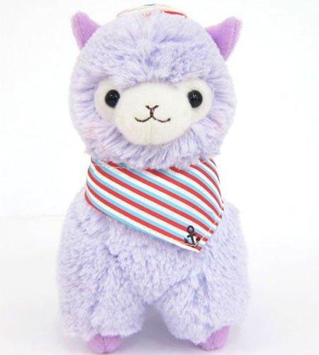 Llama Sailor Alpaca Alpaca Alpaca 7  Prime Plush (lila) by yesanime 2c967f