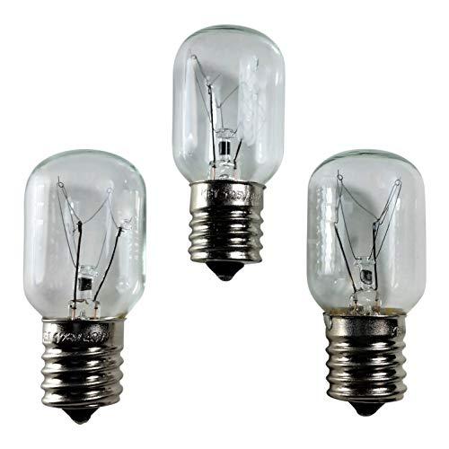 3 X Whirlpool 8206232A Light Bulb