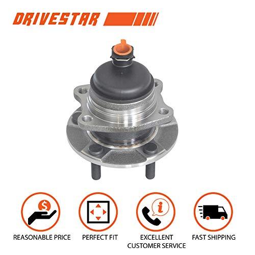 (DRIVESTAR 512169 New Premium Rear Wheel Hub Bearing Assembly for for Grand Caravan Town & Country)