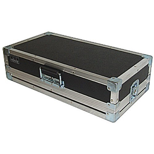 Pedal Board Effects Pedal ATA Case - 2 Catch 1/4 Ply Medium Duty - Inside Dimensions 32 x 16 x 6 High