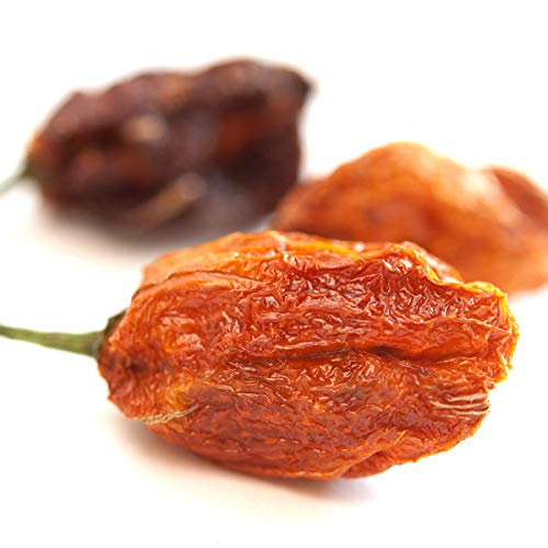 Habanero Chile Peppers, Whole - 1 oz.