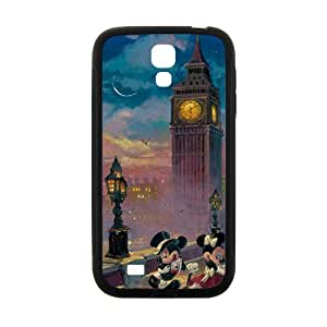 Mickey Mouse under tower Cell Phone Case for Samsung Galaxy S4