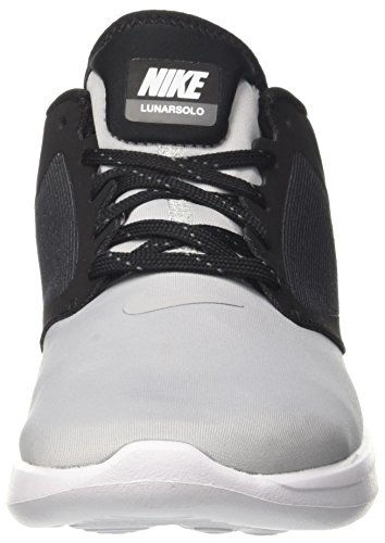 Homme Compétition de NIKE Running Grey Chaussures Grey Gris Dark Lunarsolo Wolf Black qwnaXB