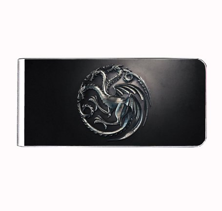 Game of Thrones 1 Money Clip (Game Of Thrones Money Clip)