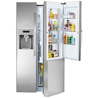 Kenmore 51833 26.1 cu. ft. Side-by-Side Refrigerator w/ Grab-N-Go Door