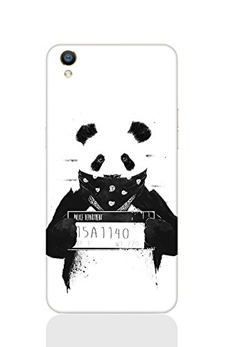 Oppo F1s Mobile Cover Panda Thug Life Mobile Cover For Amazonin