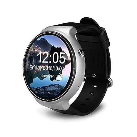 Amazon.com: TORTOYO I4 Pro Smart Watch Phone 2GB+16GB ...