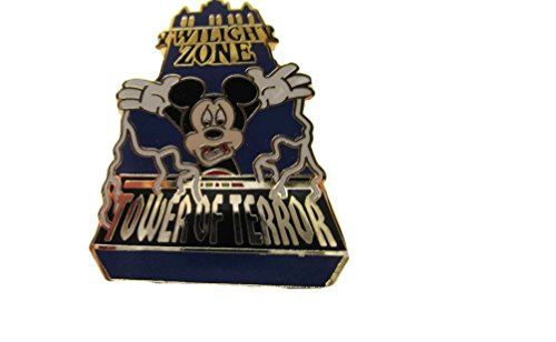 - Disney MGM/Hollywood Studios Twilight Zone Tower of Terror Mickey Pin