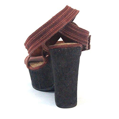 Lucky de sándalo marca hell, estándar del Reino Unido 3, con diseño de Liverpool CLUB £95 marrón - Terracotta-Tobacco