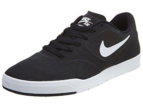 Nike Hommes Paul Rodriguez 9 Chaussure De Planche À Roulettes Cs Noir / Blanc-noir