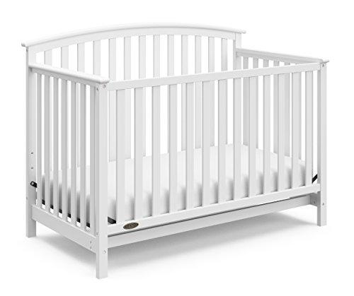 Graco Freeport Convertible Crib White