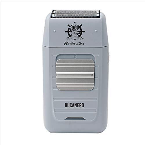 Shaver Barber Line Bucanero Máquina de Afeitar y Rapar el Pelo Profesional a Batería: Amazon.es: Salud y cuidado personal