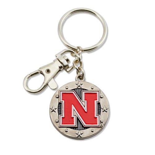 (NCAA Nebraska Cornhuskers Impact Keychain)
