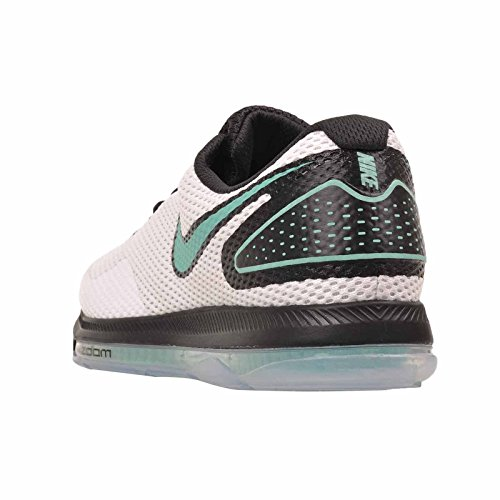 Nike Clear Jade Low Multicolore out Zoom Uomo Running Scarpe bla 2 White 101 all rPfrwqxS